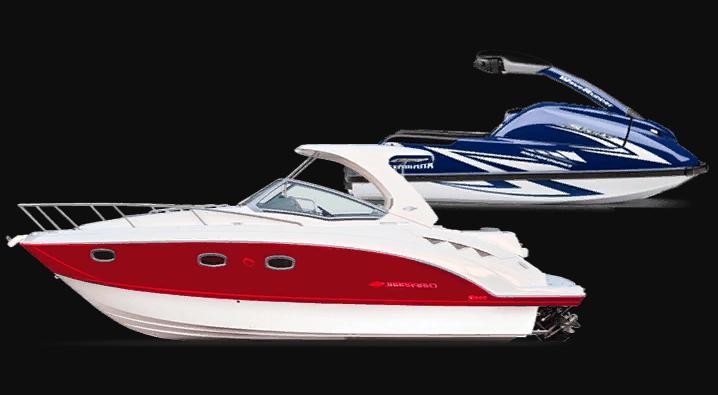 Оценка водного транспорта (гидроцикла, катера)