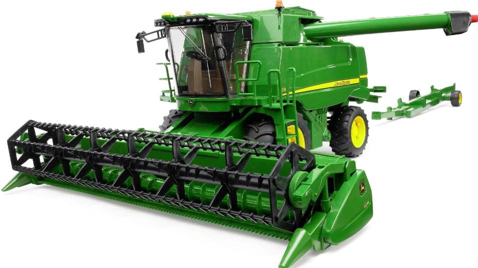 Оценка стоимости сельхозтехники (трактор, комбайн, борона)