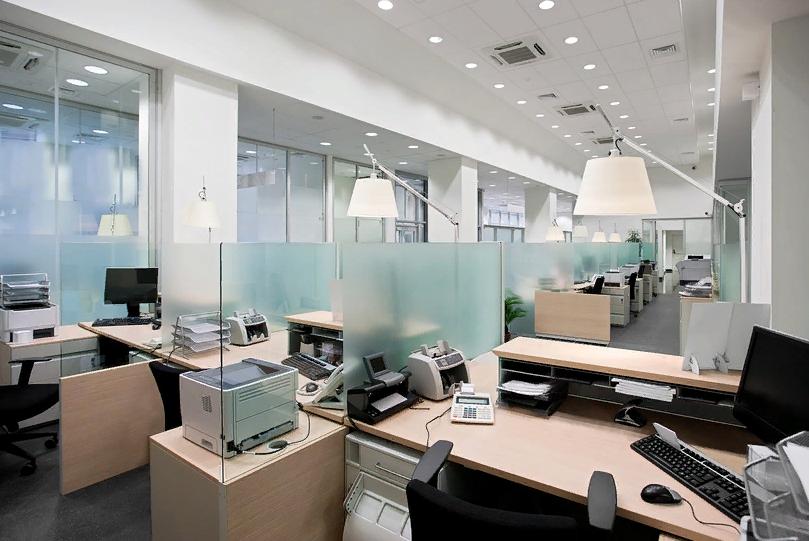 Оценка офиса